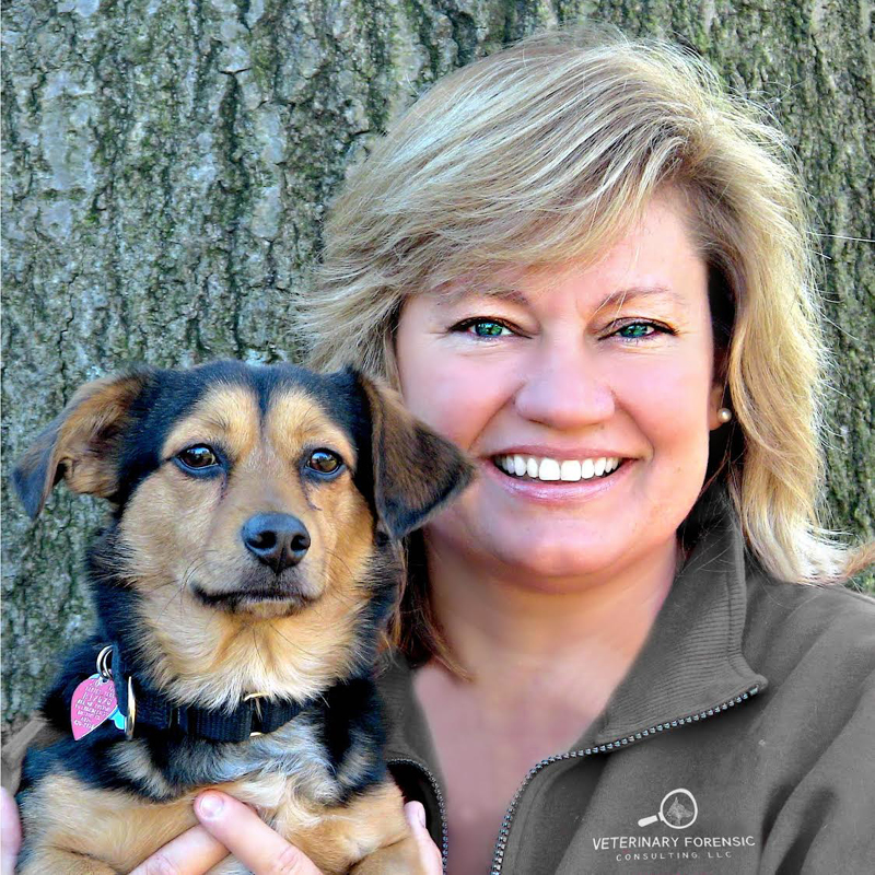 Interview! Martha Smith-Blackmore, DVM, Founder of Forensic Veterinary Investigations, LLC