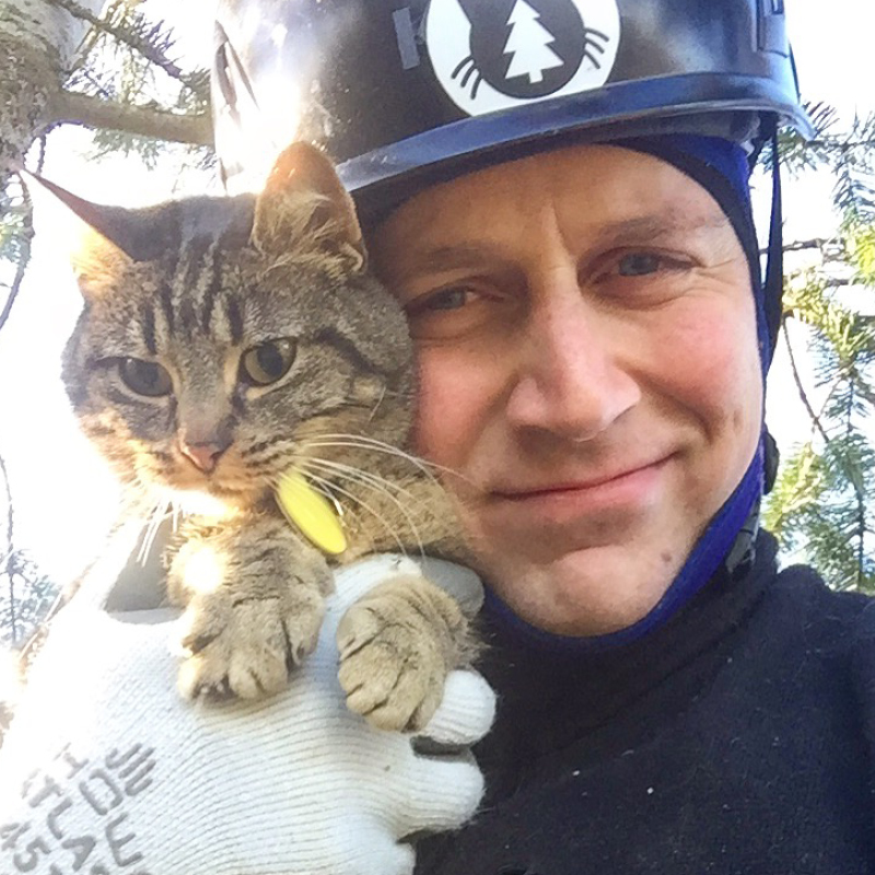 interview shaun sears co owner canopy cat rescue the community